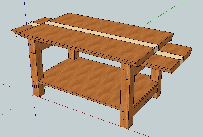 Table Basse 3D Lons