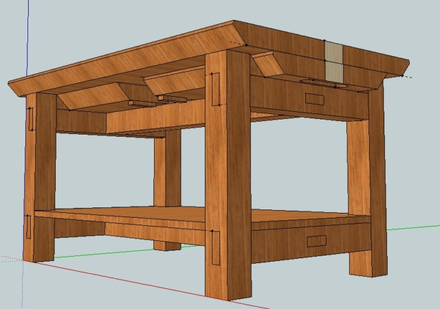 Table Basse Pau