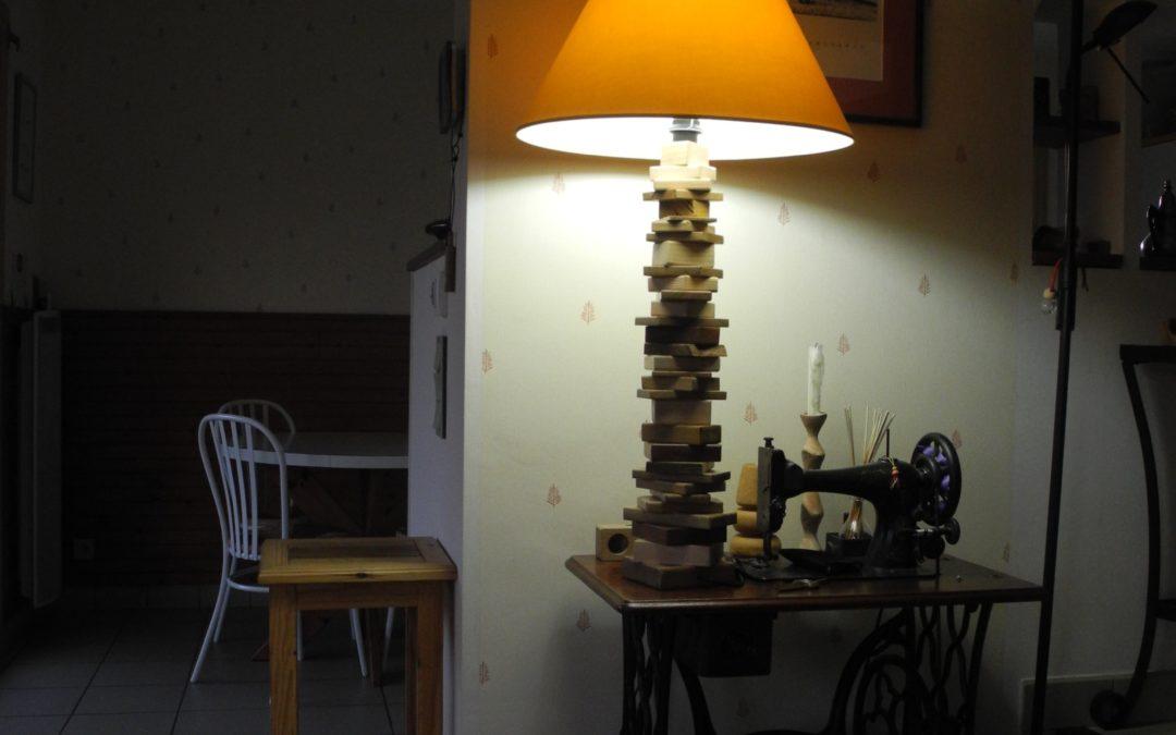 Une lampe et un site sympa