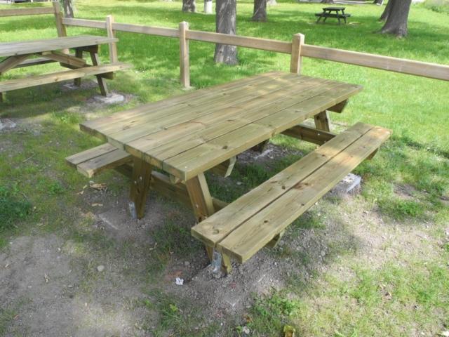 Table En bois - meuble intérieur pau