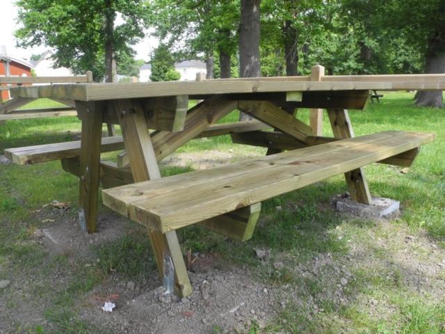 Table Meuble Extérieur Menuiserie Lons
