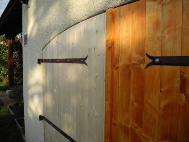 Porte de Garage Menuiserie Lons