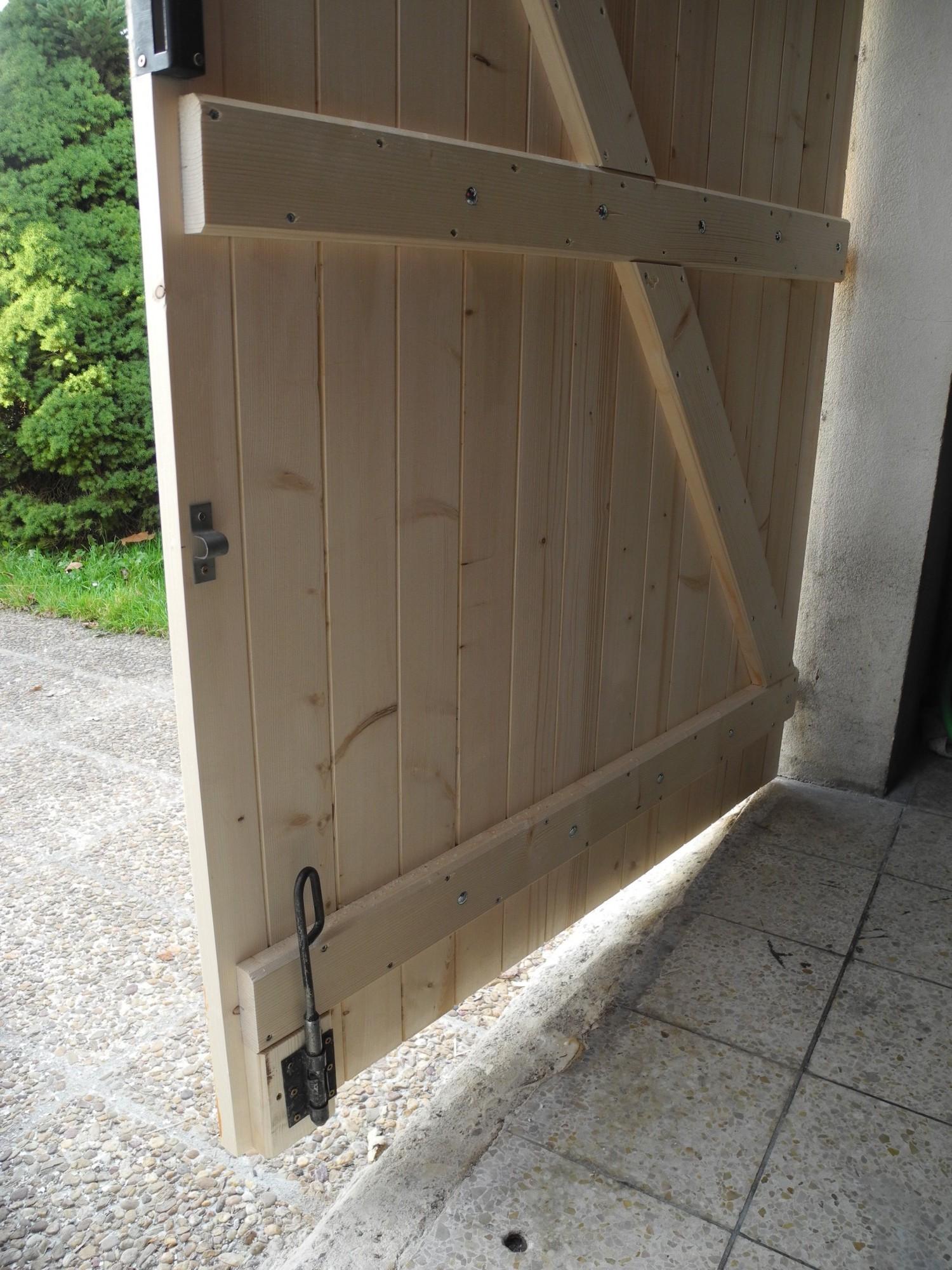 Pau menuiserie Porte de Garage