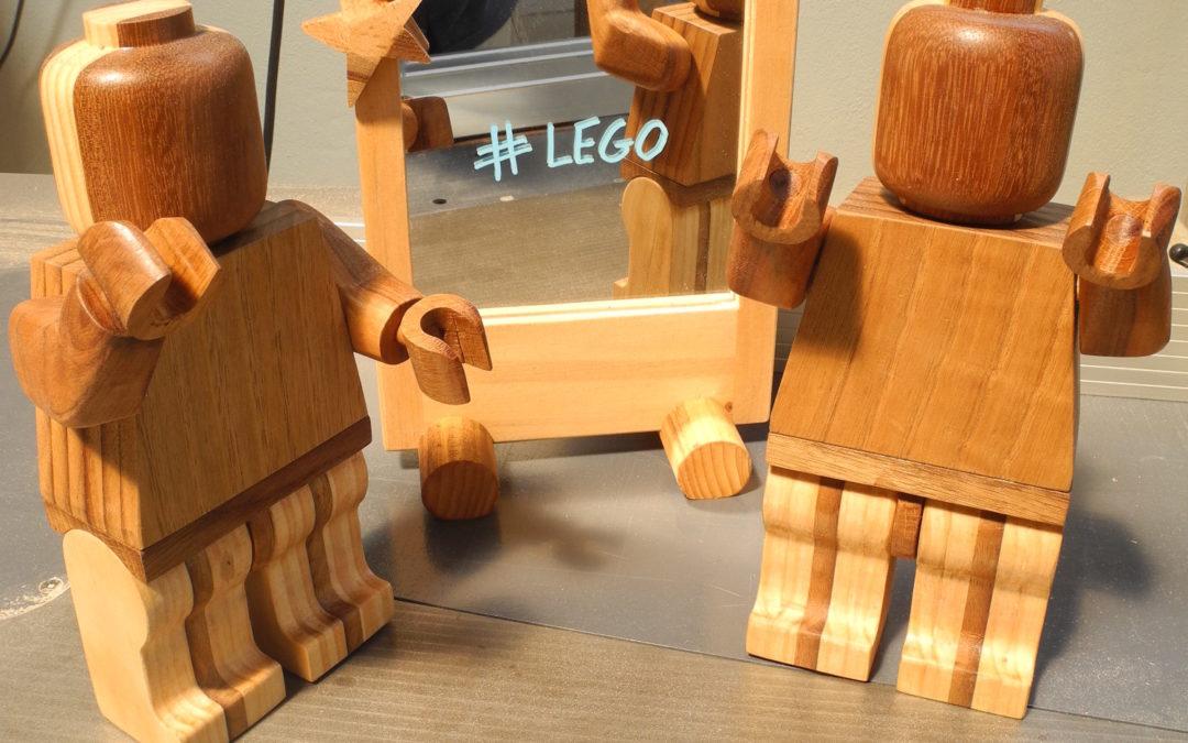 Lego échelle 7