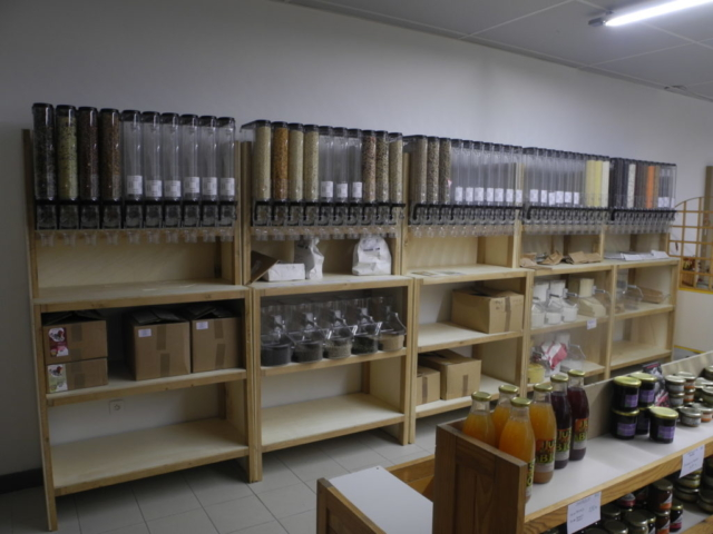 Menuiserie Armoire Aliment  Professionnel / Artisan
