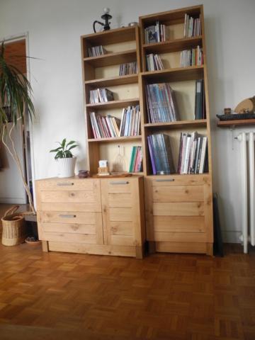 Armoire interieure Mobilier Lons
