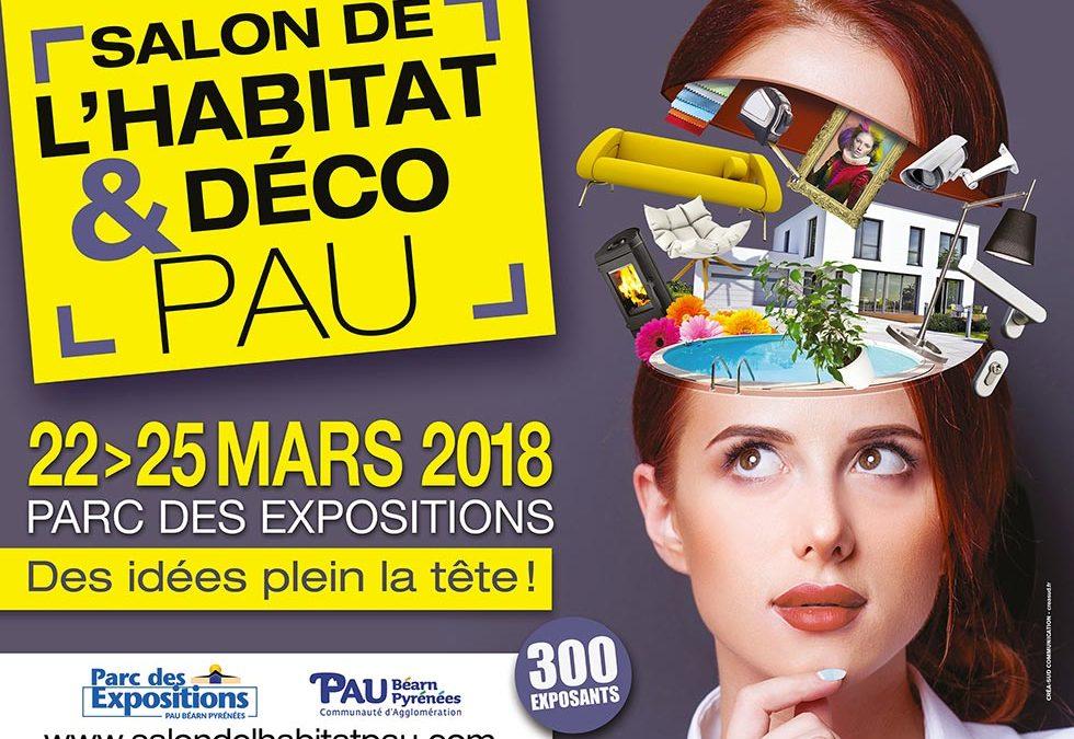 Salon de l'Habitat et Déco de Pau 2018