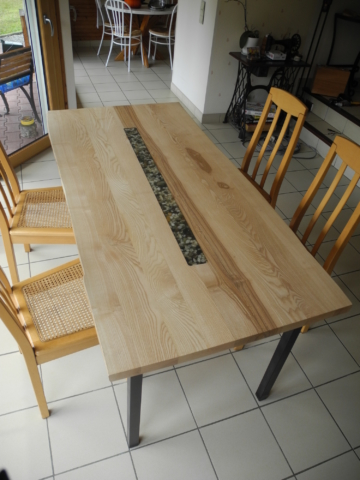 Table Sur Mesure artisan