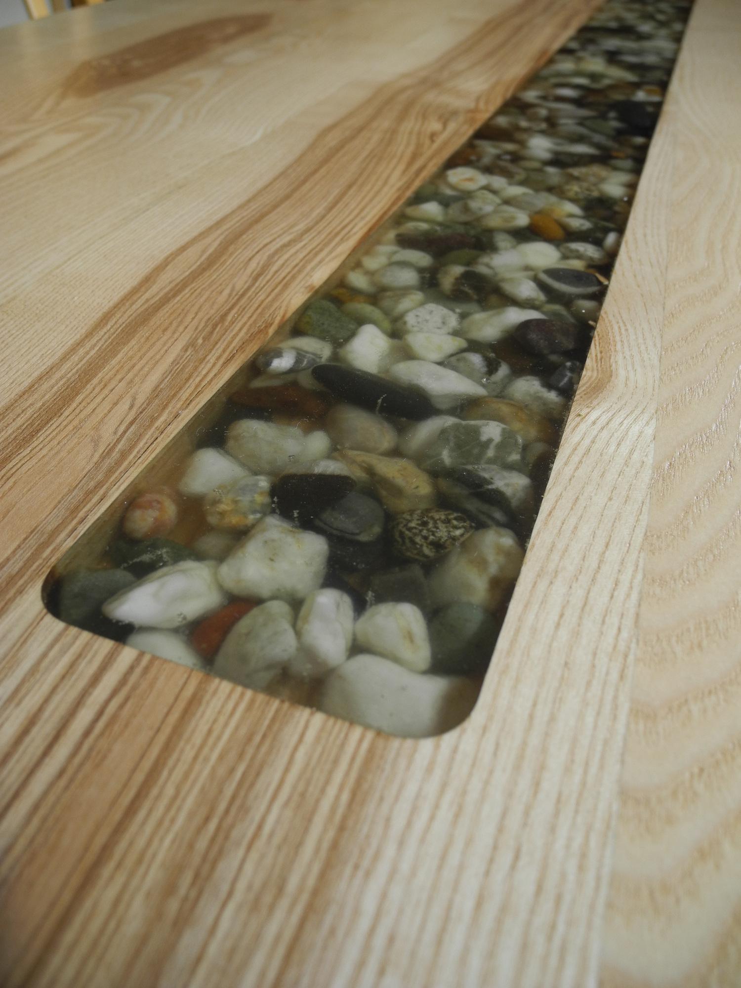 Table Sur Mesure d'Aartisan en bois
