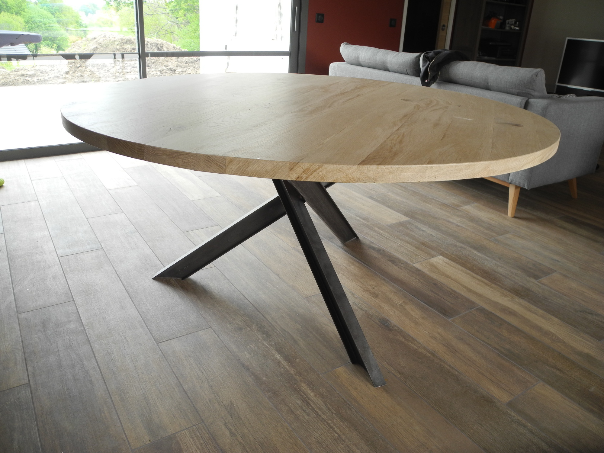 Table Menuiserie Lons