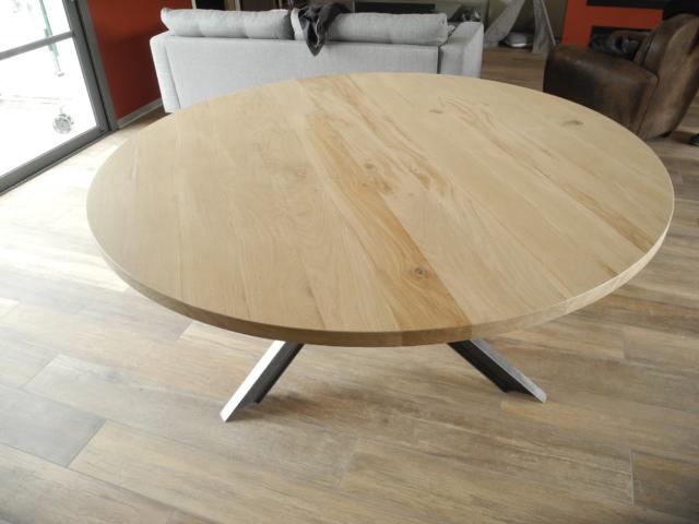 Table Intérieur Menuisier