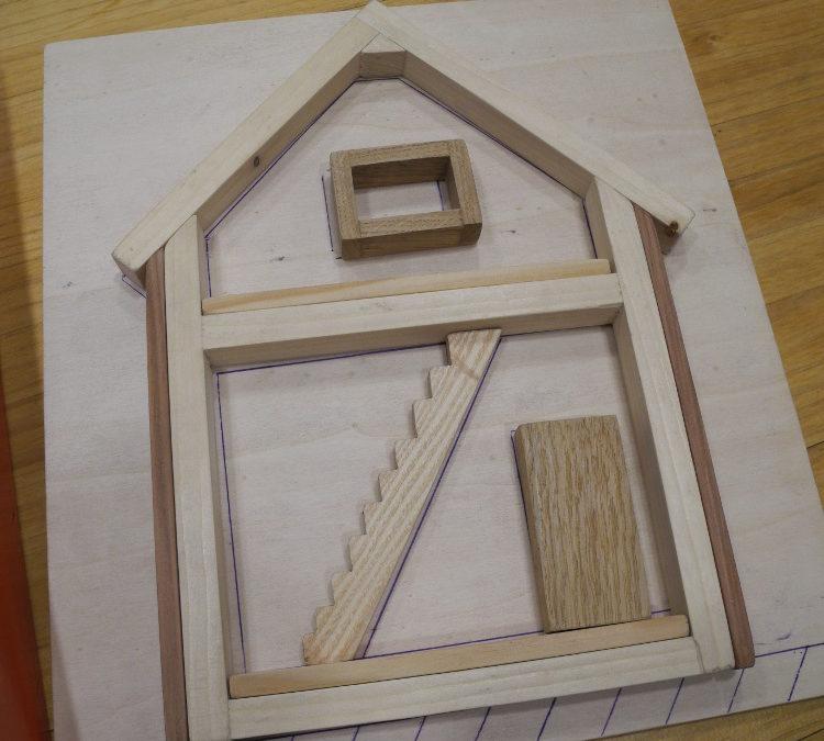 Un jeu de construction pédagogique