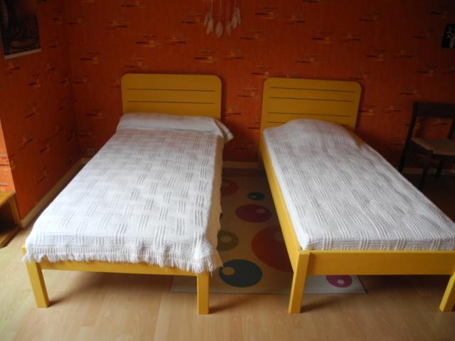 Lits en bois meubles menuisier